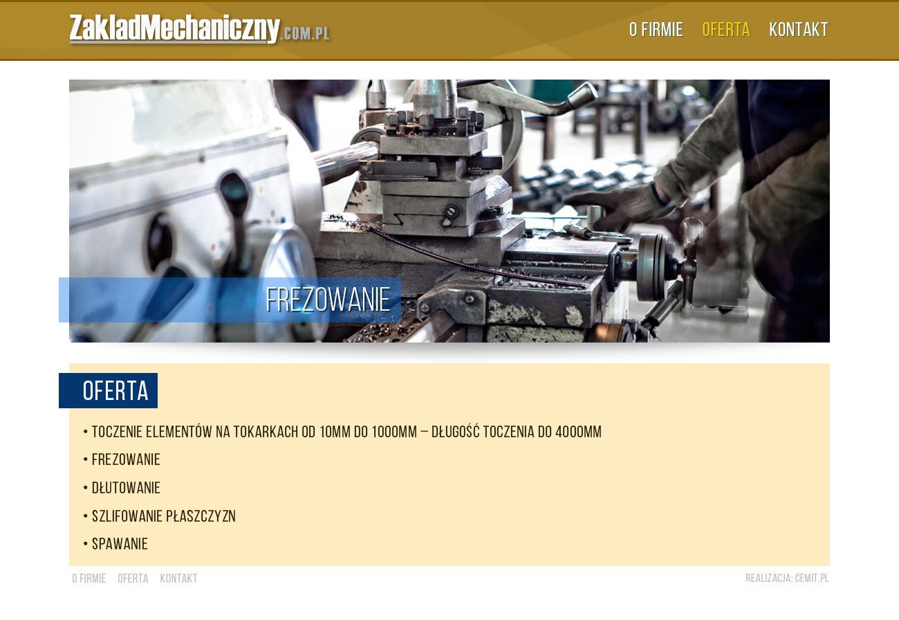 Zakład Mechaniczny - Pionki