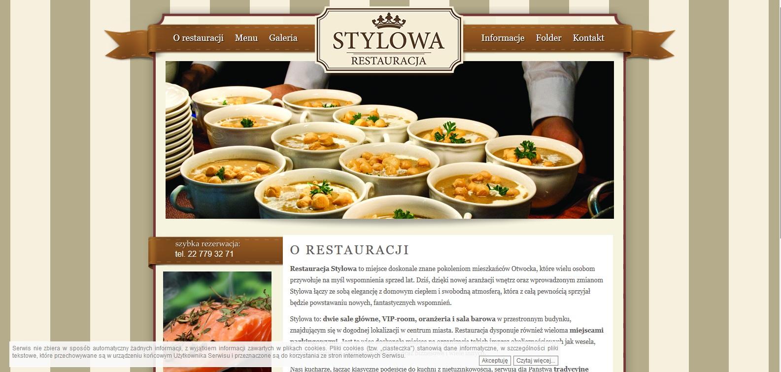 Restauracja Stylowa - Otwock